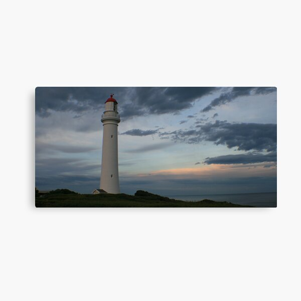 Split Point Lighthouse, Victoria Canvas Print