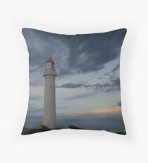 Split Point Lighthouse, Victoria Throw Pillow