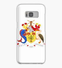 Barbados Coat of Arms Samsung Galaxy Case/Skin
