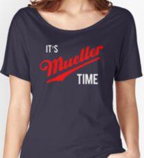 es ist MÜLLER-Zeit Baggyfit T-Shirt