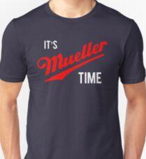 es ist MÜLLER-Zeit Unisex T-Shirt