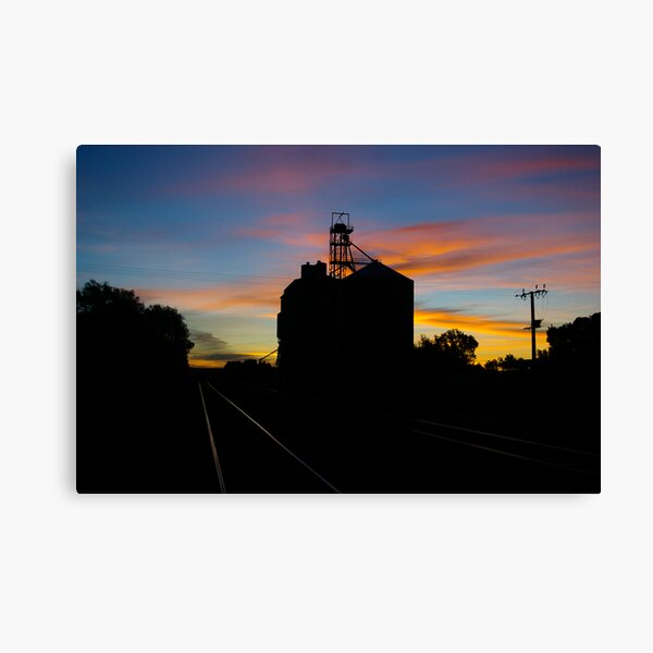 Beautiful Side of Agriculture Canvas Print