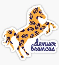 denver b r o n c o s  Sticker