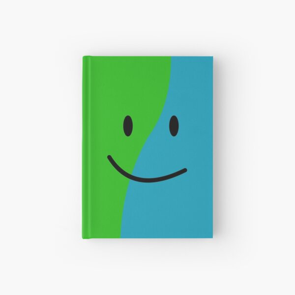 Book Book with Face Hardcover Journal