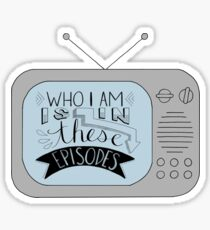 Go TV Sticker