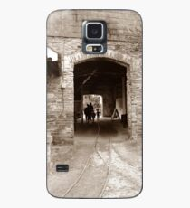 Enter the Past Case/Skin for Samsung Galaxy
