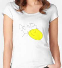 Dead Guy Fitted Scoop T-Shirt