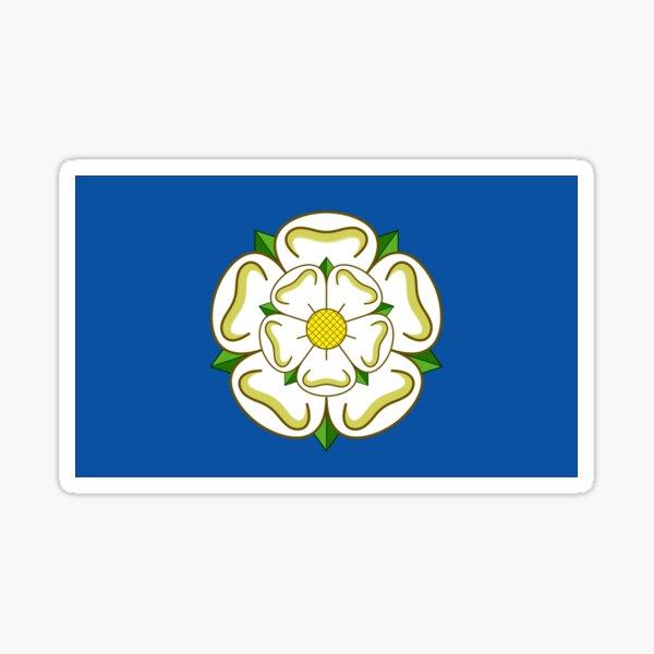 Yorkshire Flag, UK Sticker