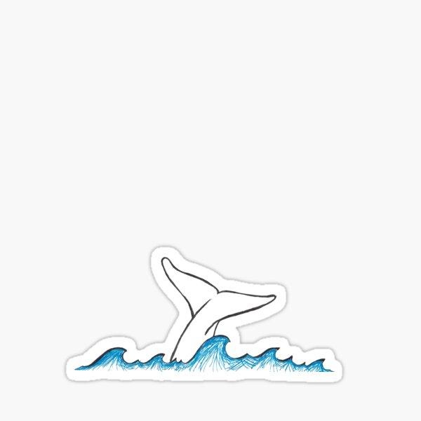 Ozean Wellen Sticker
