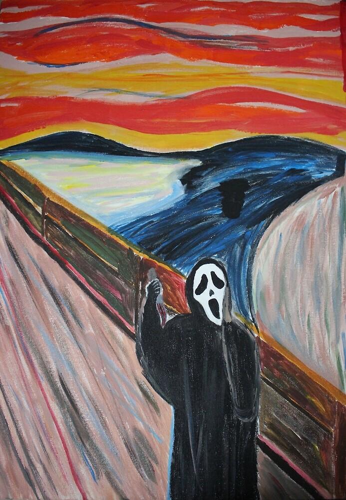 Scream by briannaraq