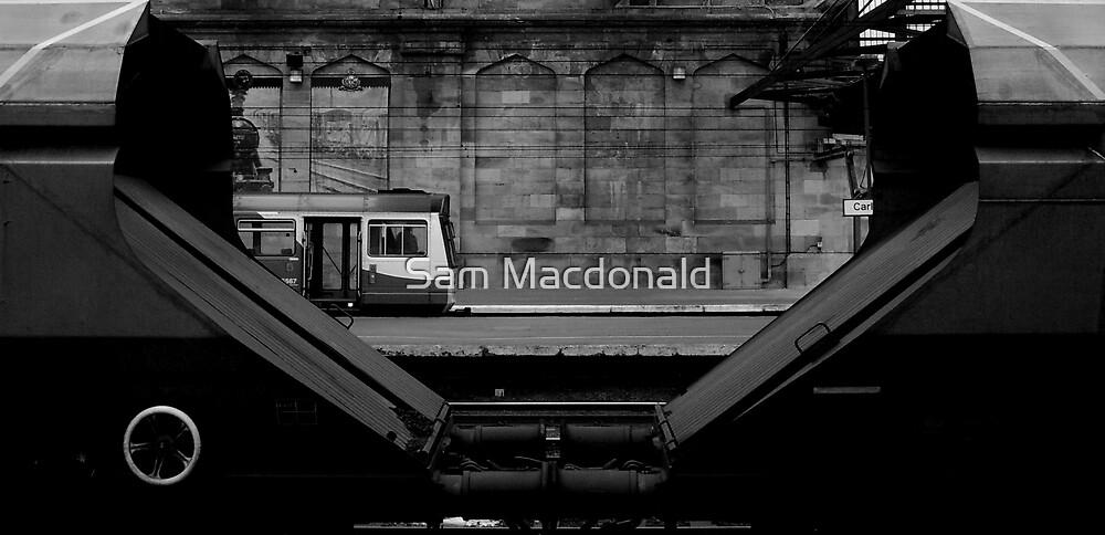 Carlisle Train Station by Sam Macdonald