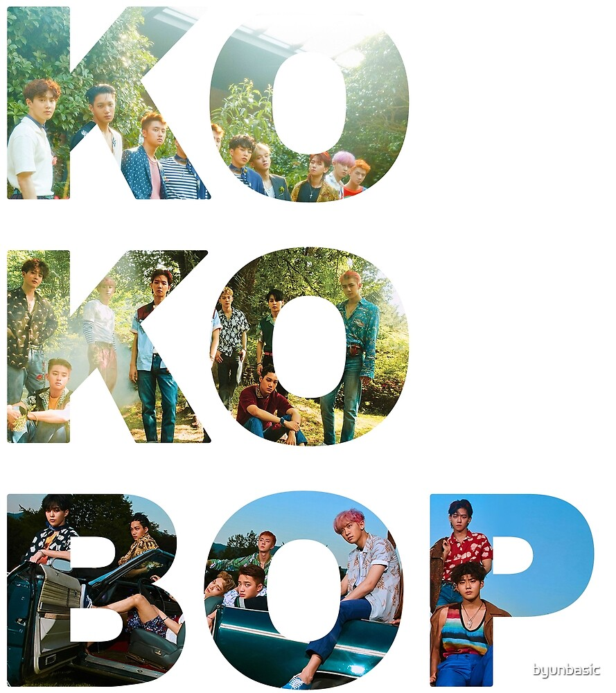 EXO KO KO BOP The War ver 1 by byunbasic