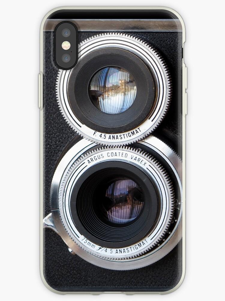 Vintage TLR Film Camera by wayneyoungphoto