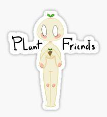 Plant Friends Sticker