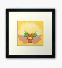 Pokemon- Whimsicott Framed Print