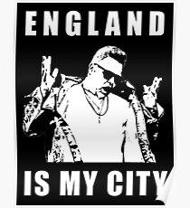 England Is My City - Nick Crompton Poster
