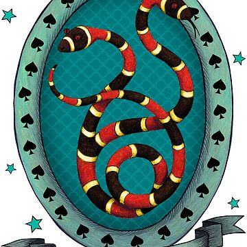 Les Serpents Siamois by amhurtgen