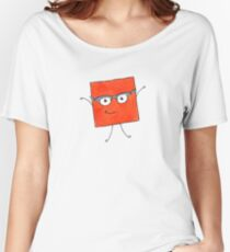 Don't forget - It's Hip to be a Square! Women's Relaxed Fit T-Shirt