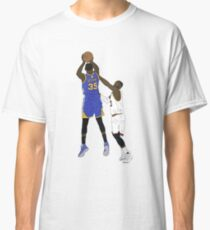 Kevin Durant Clutch Shot Over LeBron James Classic T-Shirt