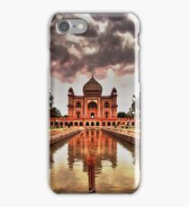 Reflecting The Past iPhone Case/Skin