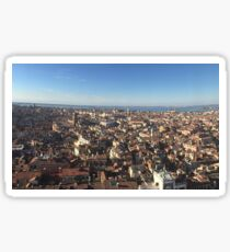 View of Venice Sticker
