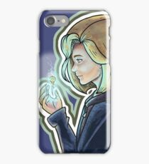 Hello Doctor Thirteen (Doctor Who Series 11) iPhone Case/Skin