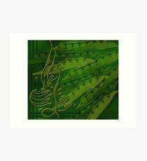quran Art Print