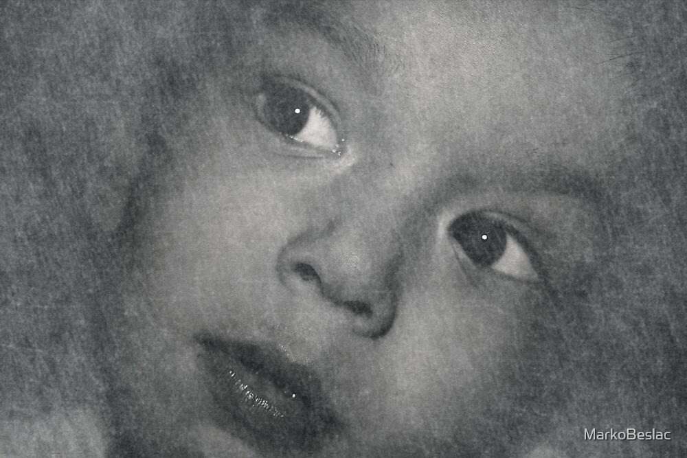 Portrait IX by MarkoBeslac