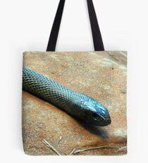 Inland Taipan Tote Bag