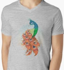 Elements Mens V-Neck T-Shirt