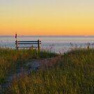 Sunset on Summer Comfort by PolarityPhoto