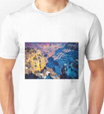 winter light at Grand Canyon national park, USA T-Shirt
