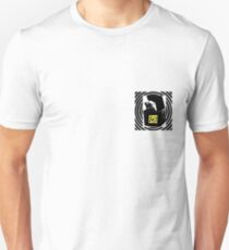 Black and white collage Unisex T-Shirt