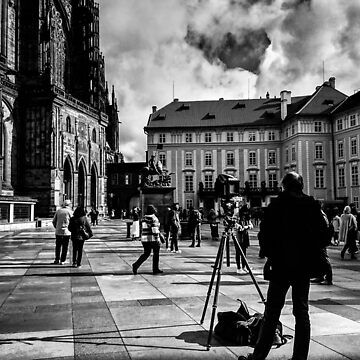 St. Vitus Cathedral by LukeBryant
