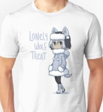 Lonely Wolf Treat Slim Fit T-Shirt