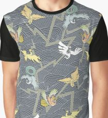 Legendary Birds Graphic T-Shirt