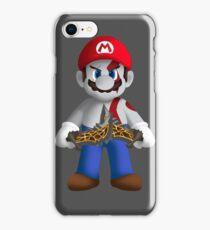 God of Mushroom Kingdom iPhone Case/Skin