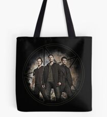 Supernatural Trio Tote Bag