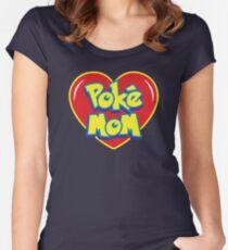 Pokemom Women's Fitted Scoop T-Shirt