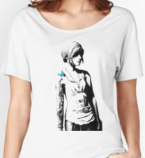 Chloe Price - Transparent - Life is Strange Women's Relaxed Fit T-Shirt