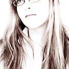 Portrait in White by Karri Klawiter