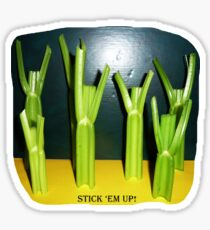 Give me your weekly celery! Sticker