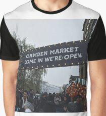 Camden Town Graphic T-Shirt
