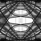 Window abstract by Mel Brackstone
