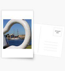 Shackled Postcards