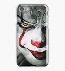 Pennywise Clown iPhone Case/Skin