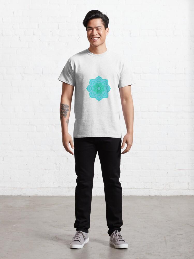 Alternate view of Namaste II Classic T-Shirt