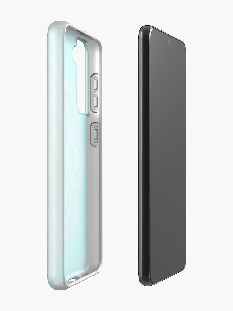 Alternate view of Namaste II Case & Skin for Samsung Galaxy