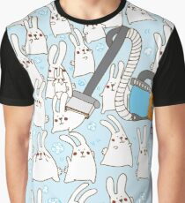 Dust bunnies Graphic T-Shirt