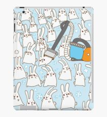 Dust bunnies iPad Case/Skin